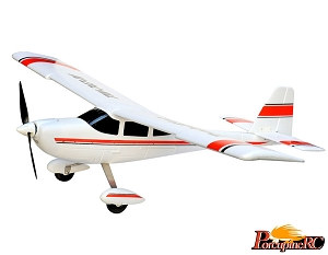 Volantex 1400mm Trainstar RC Plane (Red)