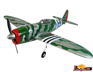 Volantex 890mm P47 Thunderbolt RC Plane KIT No Electronics