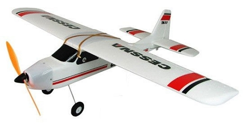 Volantex 940mm Cessna Easy Trainer RC Plane (Red)