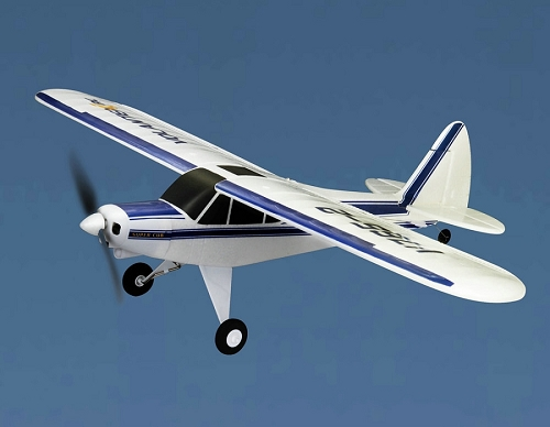 Volantex 750mm Super Cub RC Trainer RTF (w/ Gyro) No Battery