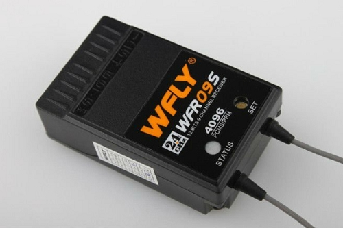 WFLY WFR09S 9CH 2.4GHz Receiver