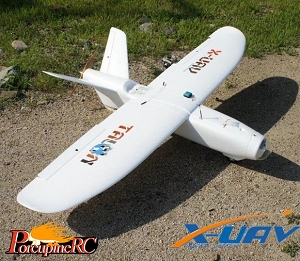 X-UAV 1718mm TALON RC Plane KIT No Electronics