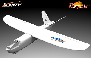 X-UAV 1300mm MINI TALON RC Plane KIT No Electronics