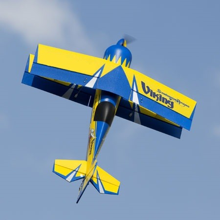 Viking Model 12 280 3D Aerobatic RC Plane PNP No Receiver