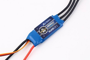 ZTW Beatles 30A BEC Brushless ESC