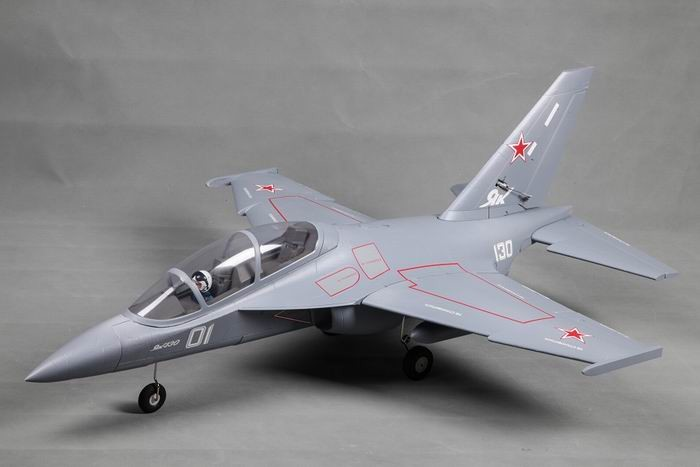 FMS 880mm Yak-130 70mm EDF RC Jet Plane PNP No Radio