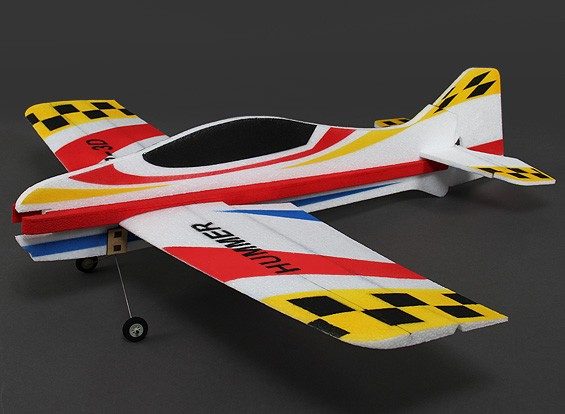 1000mm Hummer 3D EPP RC Plane KIT No Electronics