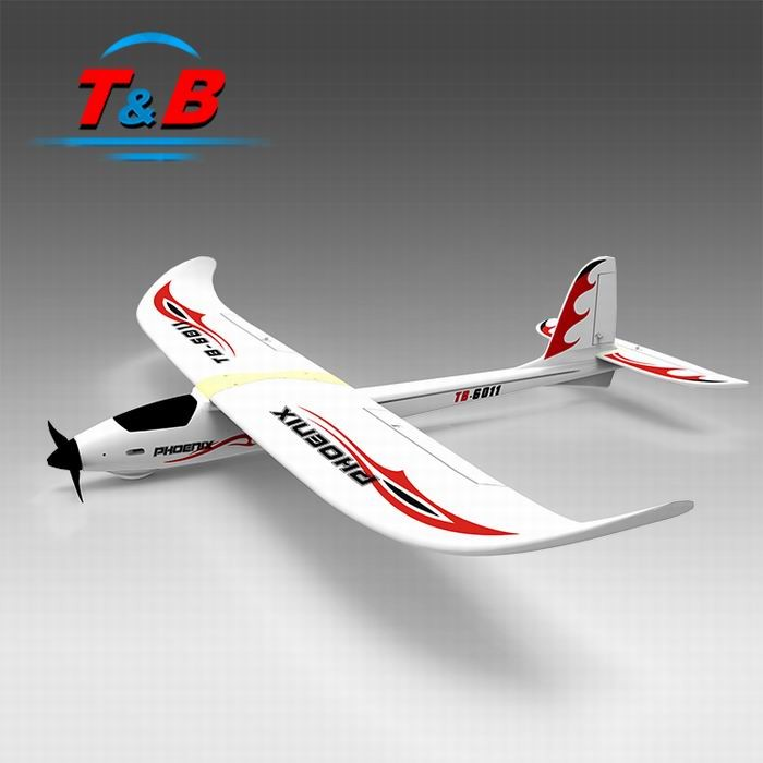 T&B 1400mm Phoenix RC Glider Plane PNP No Radio