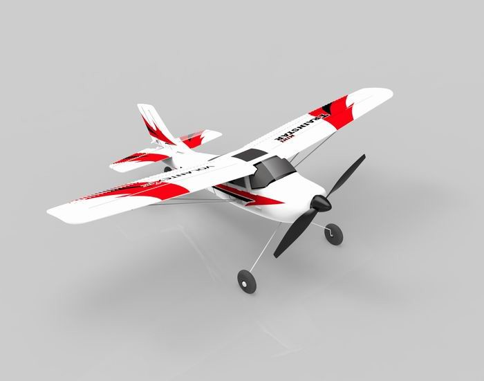 Volantex Trainstar Mini Brushed RTF(Gyro) RC Plane No Battery