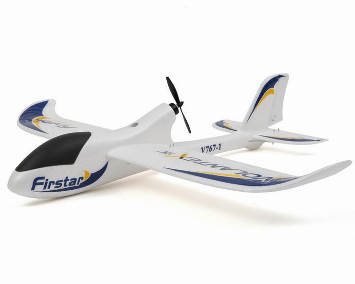 Volantex 750mm Firstar RC Trainer RTF (w/ Gyro) No Battery