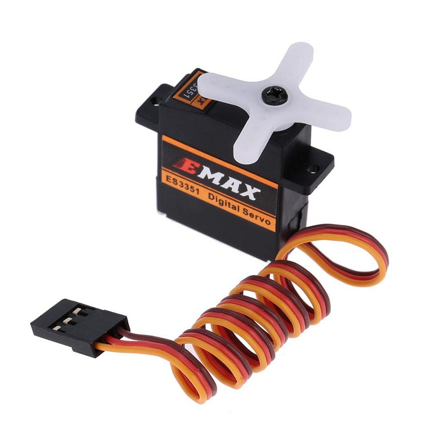 EMAX ES33511 10.6g Mini Plastic Gear Digital Servo