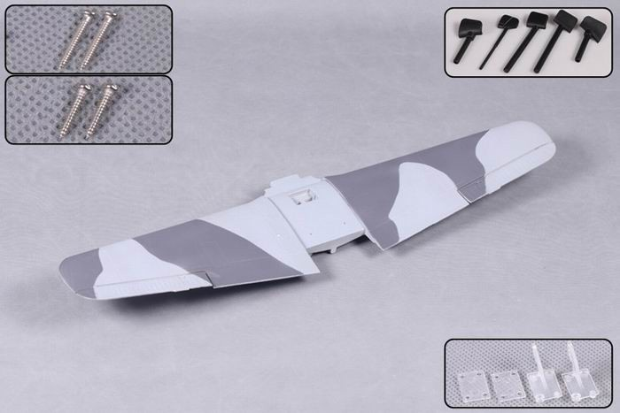 FMS 800mm FW190 PD102 Main wing set