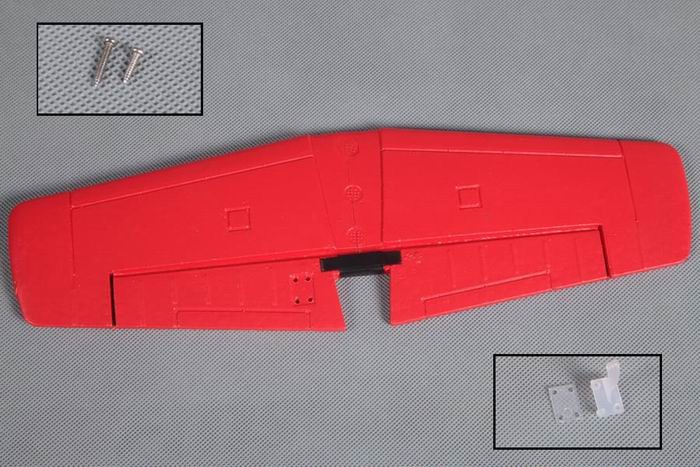 FMS 800MM P51D SC103-RT Horizontal Stabilizer