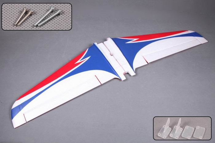 FMS 1400MM F3A FF102 Main Wing Set