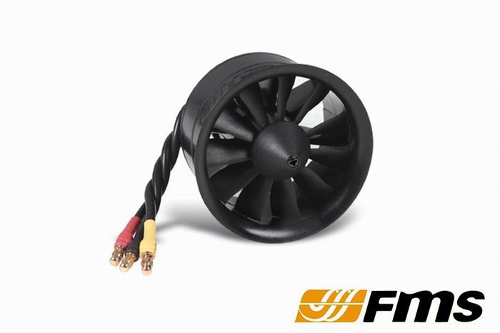FMS 50mm 11 Blades Ducted Fan With Motor