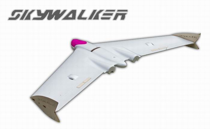 SkyWalker 996mm Smart Twin Power FPV Racing Flying Wing PNP No Radio