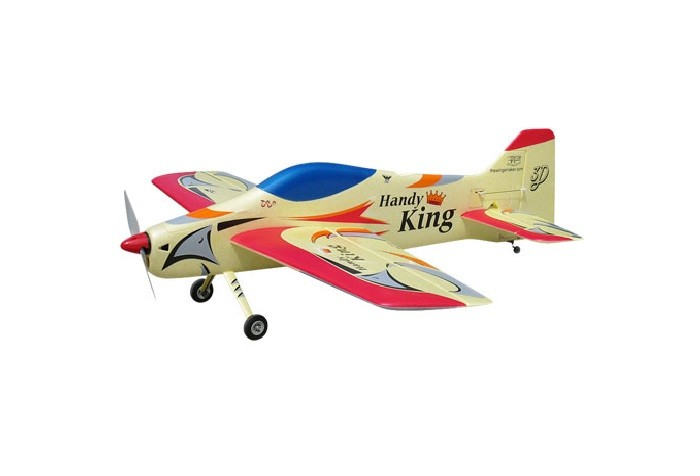 HANDY KING EP40 1180mm RC Plane KIT (Yellow)