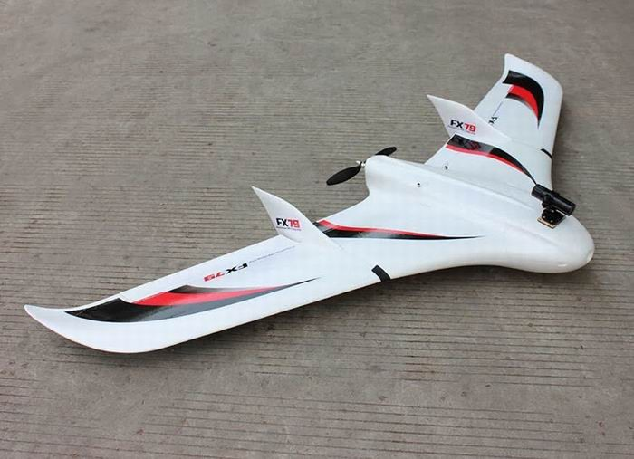 Zeta 2000mm FX-79 Buffalo RC Plane KIT No Electronics